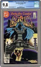 Detective Comics #537 CGC 9.8 1984 3798058012