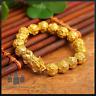 Gold Pixiu Wealth Mantra Bracelet ORIGINAL QUALITY C-S