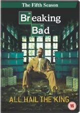 Breaking Bad Season 5 Series Five Part 1 One (Bryan Cranston) New Region 4 DVD