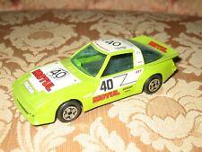 Burago model cars 1:24 Mazda RX7 0174 In Green - Unboxed