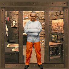 1/6 Silence of the Lambs Diorama - Ideal for Blitzway Hannibal Lecter