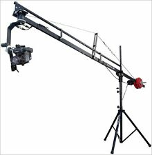 Proaim 12Ft (3.65M) Jib Camera Crane + Jr.Pan Tilt Head (P-12-JS-JRPP)