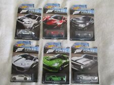 Hot Wheels Forza Motorsports  6 Car Set Wal-Mart Only Sold Out in Stores