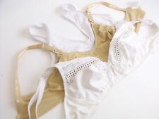 38B Bra Bundle x3 underwired bras by PLAYTEX MATERNITY BRA ladies lingerie (589)