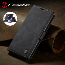 F Samsung Galaxy Note 20 Ultra Case Leather Magnetic Flip Wallet Card Slot Cover