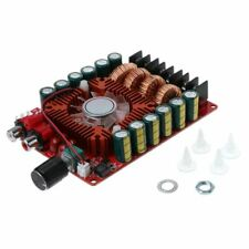 More details for tda7498e 2x160w dual channel audio amplifier board stereo power amp module