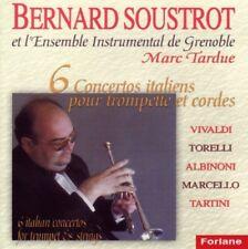 Bernard SOUSTROT / 6 Concertos italiens / (1 CD) / Neuf