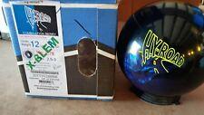 NEW 12LB Storm Hyroad XBLEM Bowling Ball I008