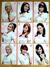 SNSD Girls' Generation 2013 World Tour Girls & Peace Photo Card Full Set, Sealed