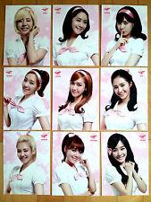 SNSD Girls' Generation 2013 World Tour Girls & Peace Photo Card Full Set, Sealed