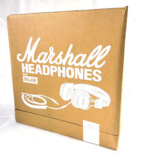 Marshall Headphones M-ACCS-00120 Major Headphones, White( seal pack)