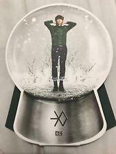 (ver. Kris) EXO-M EXO Winter Special Album MIRACLES IN DECEMBER Snowglobe KPOP