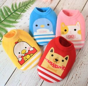 XXXS XXS XS Small Teacup Dog Clothes Cat Hoodie Pet Coat for Chihuahua Maltese