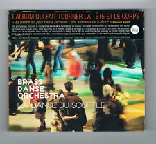 BRASS DANSE ORCHESTRA - LA DANSE DU SOUFFLE - 11 TRACKS - 2014 - NEUF NEW NEU