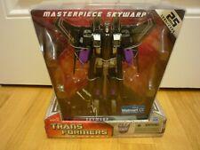 Transformers 25th Walmart exclusive Masterpiece Skywarp action figure, new