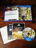 Fifa 17 PS4 Perfetta Edizione Italiana Completa