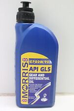 Morris Quality Ep80w-90 API Gl5 Gear & Differential Oil 1 or 5 Litres 1 Litre