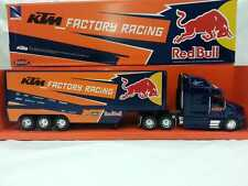 NEW RAY RED BULL KTM FACTORY RACING TEAM TRUCK  SCALA 1.32
