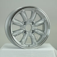 ROTA WHEEL RB 15X7  4X100 30 67.1  ROYAL SILVER