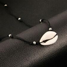 Stylish Beach Bohemian Sea Shell Pendant Choker Chain Necklace Jewelry Gift