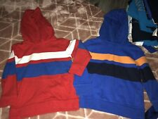 X2 Next Hooded Jumpers Size 2-3 Years