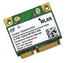Dell 6200 Draft N WiFi 802.11 b/g/n + Bluetooth Mini-PCI Express Card (2GGYM)