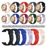Sport Silicone Bracelet Wrist Strap Watch Band For Samsung Galaxy Watch 42mm