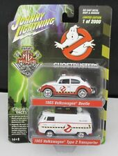 IN STOCK Johnny Lightning Ghostbusters Ecto MgMinis Exclusive Bug And Bus 1:64
