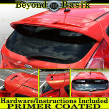 2011-2018 Ford Fiesta Hatchback ST Factory Style Spoiler Wing PRIMER