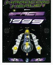 HARDCORE HEAVEN - SPACE 1999 (TECHNO & TRANCE CD'S) (NORTH, STEAM, TECHNODROME)