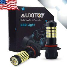 9006 Projector Fog Light 102chips LED High Power 6000K DRL Bulb 2800LM 100W