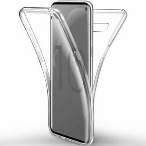 Case Plus Soft Tranparent Tpu Bumper Transparent Max Cover Clear Samsung Silicon