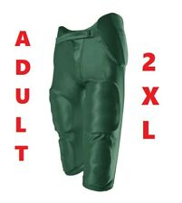 Huge Deal! Cramer Dazzle 7-Pad Football Game Pant 3037 Adult 2Xl Green