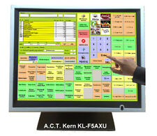 "Touch Monitor, 15"" Touchscreen Monitor, Kassen-Monitor, USB VT-588 POS Monitor"