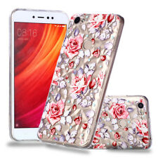 Soft Rubber TPU Thin Case Phone Back Cover For Huawei P20 Lite Y5 Y6 2018 Xiaomi