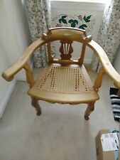 Antique handcarved Guatemala colonial style chair