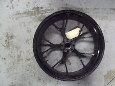 02 03 Yamaha R1 PVM Forged 5 Y Spoke Rear Wheel for Single Sided Swingarm D1