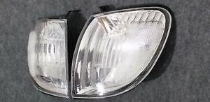 2000 2004 Toyota Tundra Access Regular Cab model Clear lenses Turn Light Signal