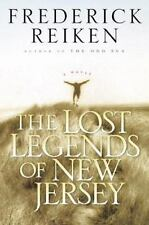 Literature fiction english hardcover textbooks educational books new listingthe lost legends of new jersey by frederick reiken 2000 hardcover 1st edition fandeluxe Gallery