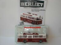 COLLECTION BERLIET - TROLLEYBUS VETRA BERLIET VBH 85 - TCL LYON 1963 au 1/43°