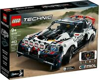 LEGO Technic 42109 - Auto Da Rally Top Gear Telecomandata NUOVO