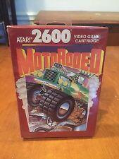 Motorodeo Atari 2600 & 7800 Video Game 1990 NIB New in Package New in Box NIB