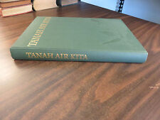 Tanah Air Kita Our Country Indonesia Special Edition HC Undated FREE SHIP