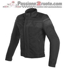 Giacca moto Dainese Blackjack D-dry nero black taglia size 44