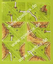 Carcassonne Erweiterung Halb so wild + spielbox 5/14