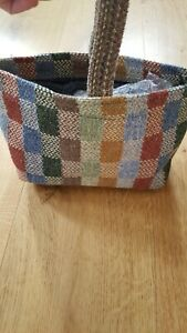 Anta Benbecula  Pure Wool Made in Scotland Tote Bag  NEW WITH NO TAGS