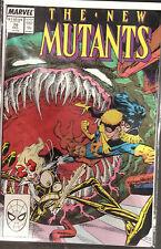 New Mutants (Vol 1) #70 Vf Nm- 1st Print Marvel Comics