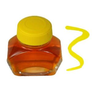 5280 Sunshine Yellow Fountain Pen Ink Bottle - 30ml
