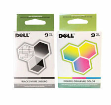 Series 9 2-Black//2-Color SuppliesMAX Compatible Replacement for Dell 926//V305//V305W Inkjet Combo Pack GNGKF/_2PK//DX506/_2PKMP