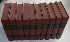 VG 10 Volume 1950 Worldwide Encyclopedia Illustrated HIstory Cold War WWII